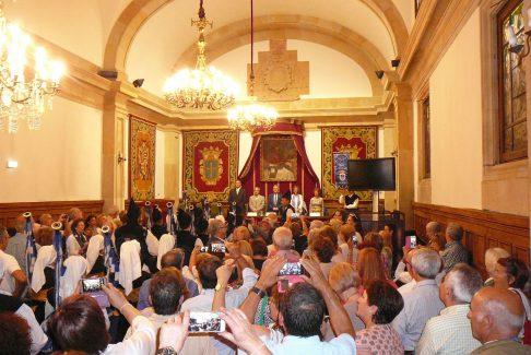 XVI Jornadas Acto Inauguraciónl