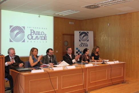 CONFERENCIA UPO SEVILLA 2012