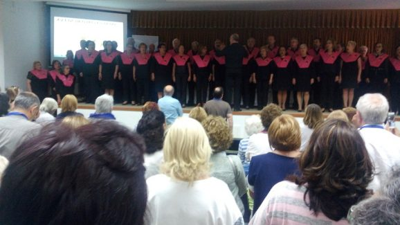 XV Encuentro Estatal AEPUM-Coro de Ferrol
