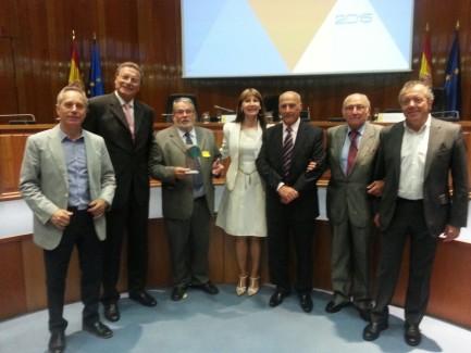 Galardones Premios Senda 2015