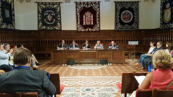Mesa Presidencial XV Jornadas Alclá