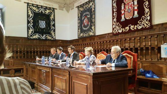 Mesa Presidencial Alcalá