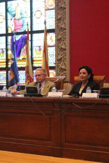 Presidente CSU Marina Troncoso