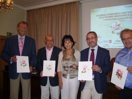 Rueda de Prensa presentación XIII Jornadas