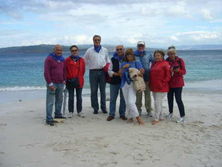 XIII Jornadas en las Islas Cies