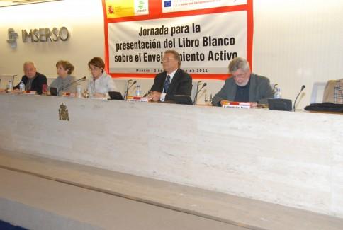 PRESENTACION LIBRO BLANCO 2012