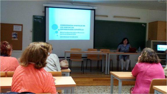 XV Encuentro Estatal AEPUM – Ponencia