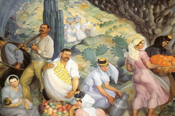 La pintura y pintores canarios del S. XX. Un pintor academicista canario: José Aguiar