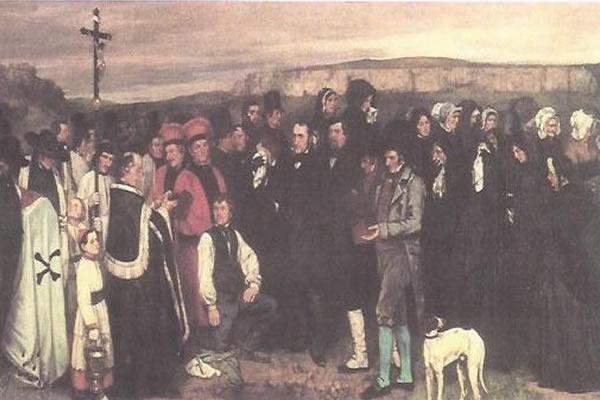 El Realismo en el Arte: su época. Un pintor. G.Courbet