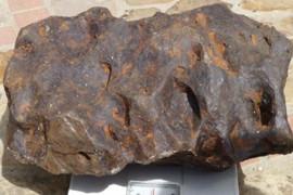 ASTRONOMIA-Meteoritos-y-su-historia