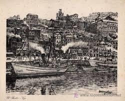 Proceso de Construcción de la  Ría de Vigo