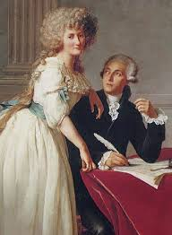 Monsieur y Madame Lavoisier