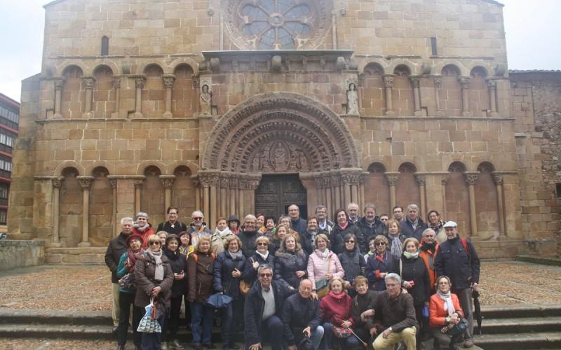 Viaje cultural a Soria y Numancia el día 22/04/2016