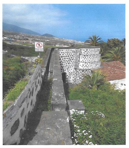 Ruta de los molinos de agua en La Orotava. Tenerife