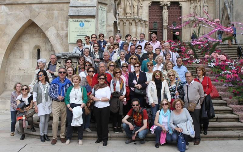 Viaje cultural a Burgos