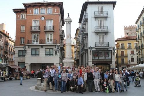 Viaje a Albarracin y Teruel