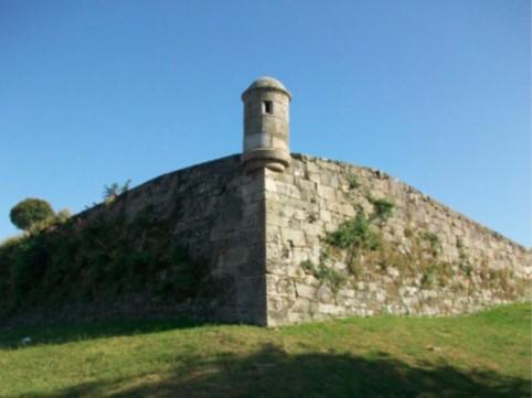 La Muralla de Vigo
