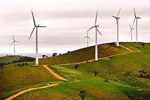 Parque Eólico de la Sierra de A Groba