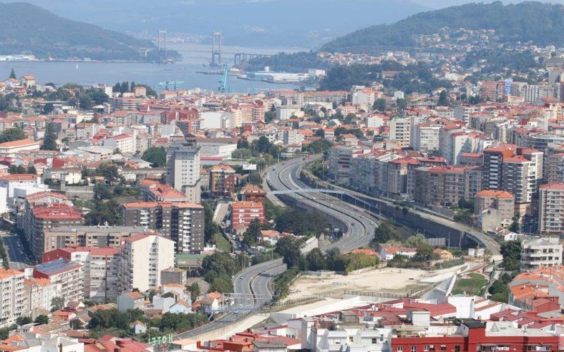Proceso de Construcción del Espacio Natural de la Ría de Vigo
