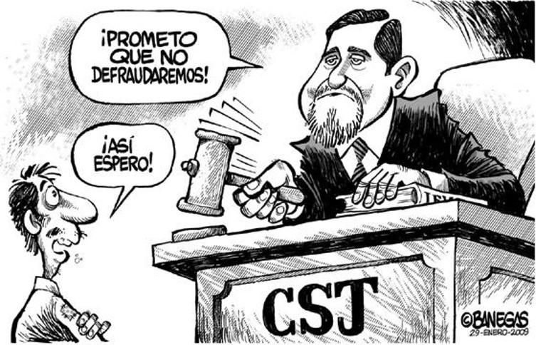 Tenemos en España seguridad Juridica