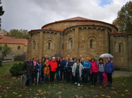 Camino Ingles – Etapa 1: A Coruña – Sigrás. 14,20 Km