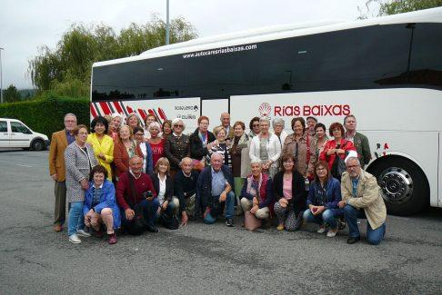 XVI Jornadas – Expedición de Galicia