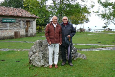 Alejandro y Augusto XVI Jornadas
