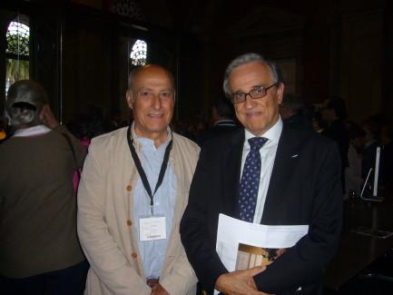 Rector de Oporto y A. Otero