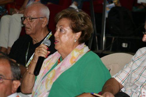 Rafaela M. Presidenta de AEPUMA