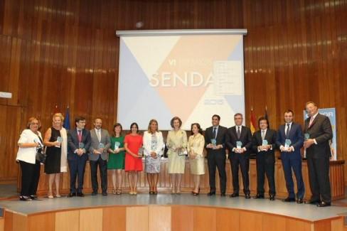 Galardonados Premios Senda 2015