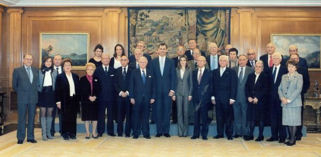 CON LOS PRINCIPES CEOMA 2012