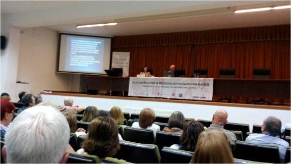 XV Encuentro Estatal AEPUM – José Arnay- Conferencia