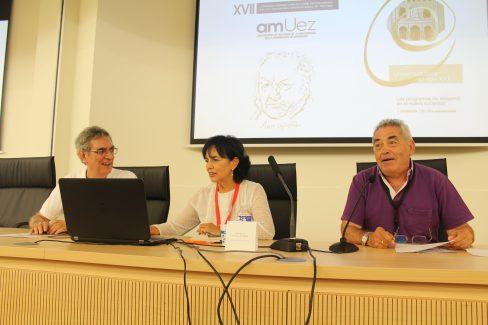 José Ramón, Marina y Fran