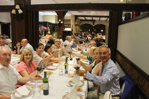 Cena fin de las Jornadas