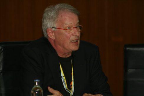 Bruce Taylor Presidente de AUDEMAC