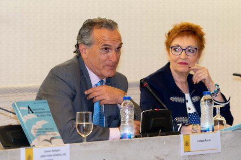 Enrique Pozón hijo, Elisa Nuez,