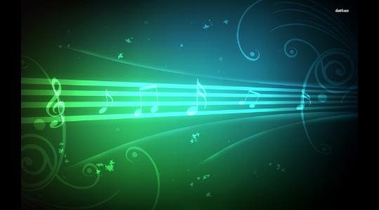 Los sonidos musicales de mi niñez