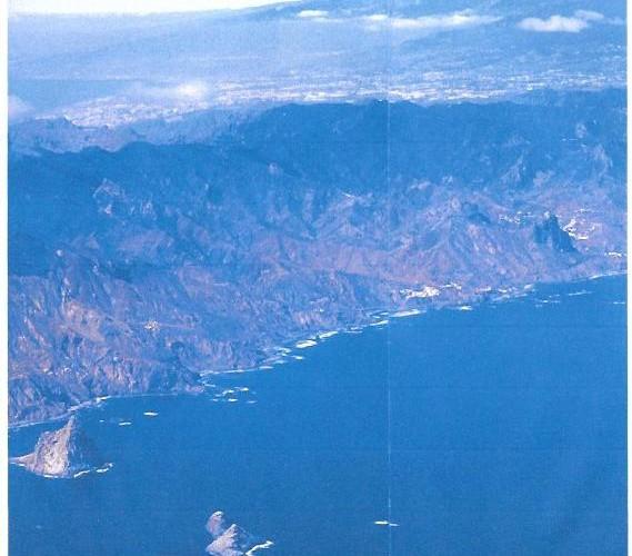 La comarca de Anaga en la isla de Tenerife