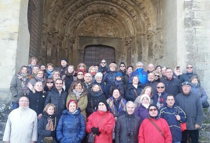 Viaje del 12-03-16 a las Altas Cinco Villas
