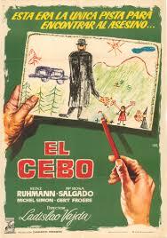 """Película """"El cebo"""""""