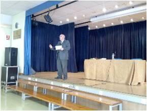 Programa de actividades de la Asociacion de A. y AA. de Valladolid
