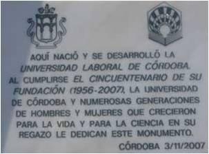 Patrimonio Inmueble de Andalucia (I de III)