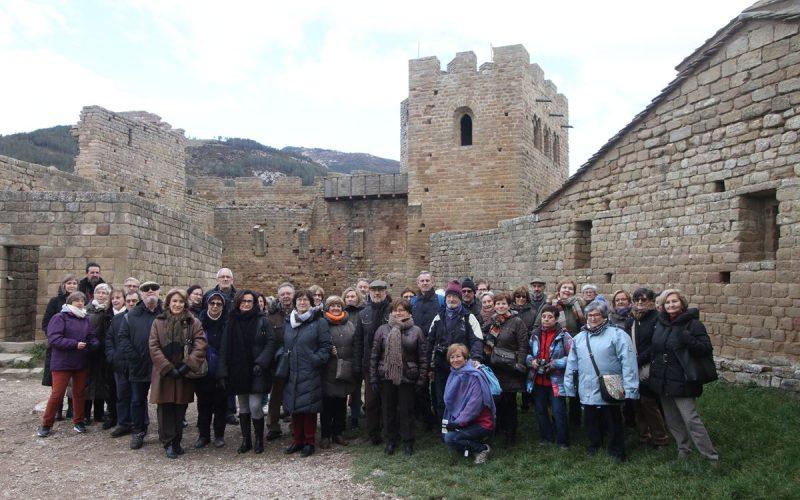 Viaje al Castillo de Loarre