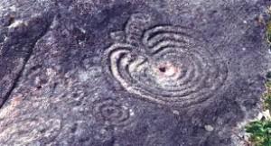 Petrogliflo de Gondosende La Guia Vigo
