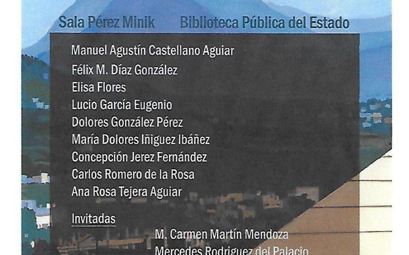 I Encuentro Literario: Premio Relatos Cortos, Premio Poesía