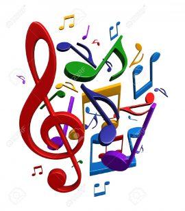 55368018-representación-3d-de-notas-musicales-abstractas-aisladas-sobre-fondo-blanco