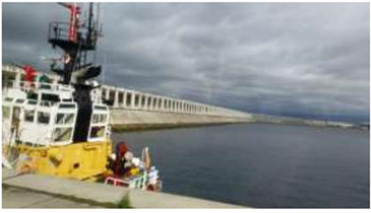 Visita al Puerto Exterior de A Coruña