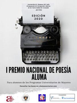 Cartel del I Premio de Poesía ALUMA_Page_1