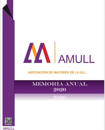 Memoria Anual de AMULL 2020